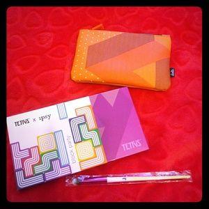 Tetris X Ipsy makeup set